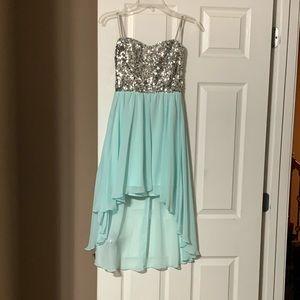 Delias party dress